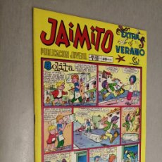 Tebeos: JAIMITO Nº 1183 EXTRA DE VERANO 1972 / VALENCIANA ORIGINAL. Lote 199038753