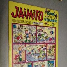 Tebeos: JAIMITO Nº 1183 EXTRA DE VERANO 1972 / VALENCIANA ORIGINAL. Lote 199038782