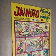 Tebeos: JAIMITO Nº 1183 EXTRA DE VERANO 1972 / VALENCIANA ORIGINAL. Lote 199038808