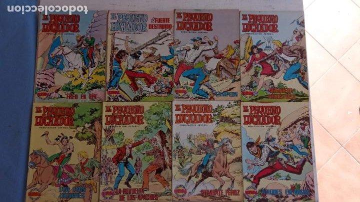 Tebeos: EL PEQUEÑO LUCHADOR COLOR 84 TEBEOS, FALTAN 3 NºS, VER FOTOS - VALENCIANA - Foto 7 - 199066291