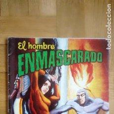 Tebeos: EL HOMBRE ENMASCARADO - Nº 23 - ´PASIÓN POR LA MUERTE - EDITORIAL VALENCIANA 1980. Lote 199320635