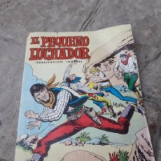 Tebeos: SELECCION EDIVAL AVENTURA. EL PEQUEÑO LUCHADOR. N°34. ATAQUES ENEMIGOS. Lote 199320752