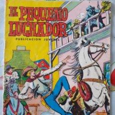 Tebeos: PEQUEÑO LUCHADOR, EL-SELECCIÓN AVENTURERA- Nº 45 -VUELVE LARRY SUTTON-1977-GRAN M.GAGO-LEAN-3299. Lote 199321173