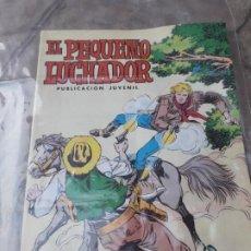 Tebeos: SELECCION EDIVAL AVENTURA. EL PEQUEÑO LUCHADOR. N°6. FLECHAS Y PLOMO. Lote 199321227