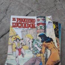 Tebeos: SELECCION EDIVAL AVENTURA. EL PEQUEÑO LUCHADOR. N°9. EL POBLADO ENEMIGO. Lote 199323971