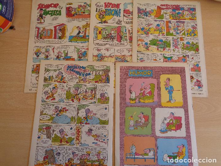 Tebeos: Colosos del Comic. Super 3. Valenciana. Lote de 5 ejemplares: 5, 6, 8, 9, 12 - Foto 2 - 199413650