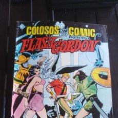 Tebeos: FLASH GORDON - COLOSOS DEL CÓMIC - EN EL PAÍS DE LOS DJALE . Lote 199698197
