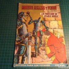 Livros de Banda Desenhada: ROBERTO ALCAZAR EXTRA 1°. N° 38. VALENCIANA. (B-32). Lote 200612356