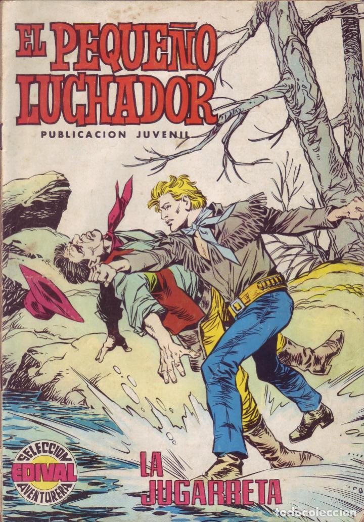 EL PEQUEÑO LUCHADOR - LA JUGARRETA - Nº 27 - SELECCIÓN EDIVAL AVENTURERA (Tebeos y Comics - Valenciana - Pequeño Luchador)