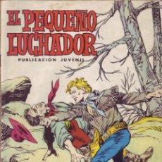 Tebeos: EL PEQUEÑO LUCHADOR - LA JUGARRETA - Nº 27 - SELECCIÓN EDIVAL AVENTURERA. Lote 201324276