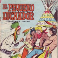 Tebeos: EL PEQUEÑO LUCHADOR - CONTRA OSO GRANDE - Nº 63 - SELECCIÓN EDIVAL AVENTURERA Nº69. Lote 201324465