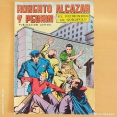 Tebeos: ROBERTO ALCAZAR Y PEDRIN - EL PRISIONERO DE NORDFOLD VALENCIANA NUM 2. Lote 202113828