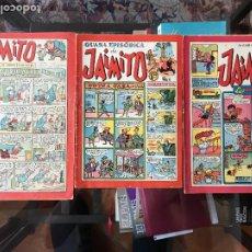 Tebeos: JAIMITO COMICS ANTIGUOS LOTE DE 3. Lote 202536388