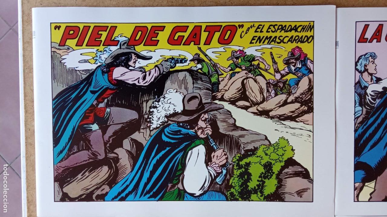 Tebeos: EL ESPADACHÍN ENMASCARADO 1981 50 PTS 56 TEBEOS - 21 AL 66, 68,69,5,6,7,8,13,14,15,16 - Foto 62 - 202557187