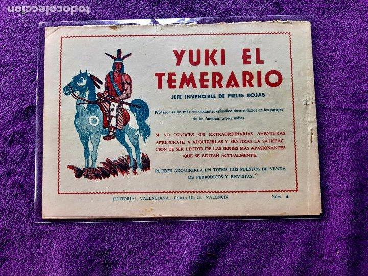 Tebeos: ROBERTO ALCAZAR Nº 6 LA MOMIA VIVIENTE ORIGINAL BUEN ESTADO - Foto 2 - 203051333