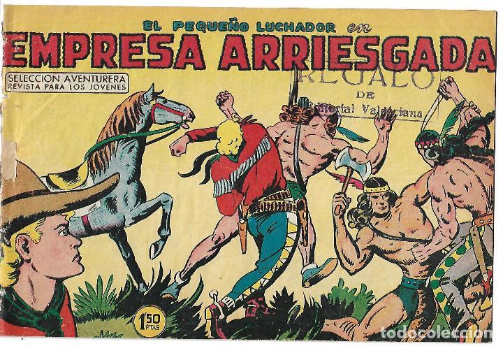 EL PEQUEÑO LUCHADOR NUM 14 - ORIGINAL (Tebeos y Comics - Valenciana - Pequeño Luchador)