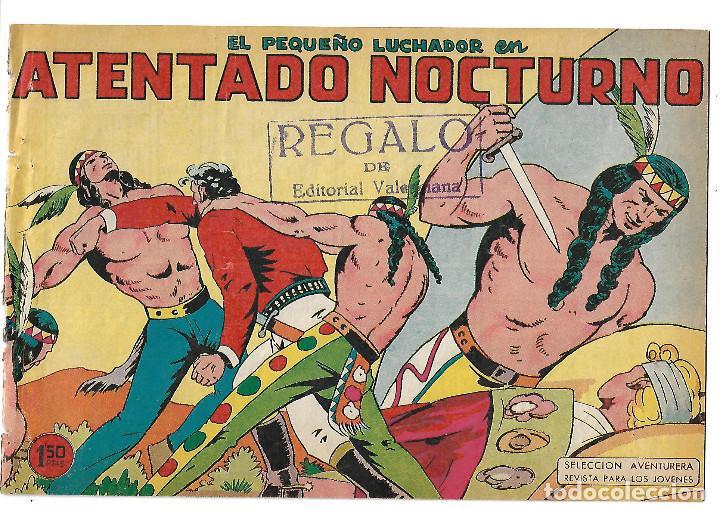 EL PEQUEÑO LUCHADOR NUM 19 - ORIGINAL (Tebeos y Comics - Valenciana - Pequeño Luchador)