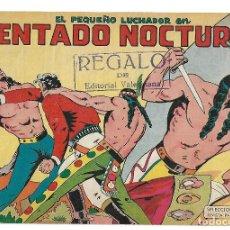 Tebeos: EL PEQUEÑO LUCHADOR NUM 19 - ORIGINAL. Lote 203074370