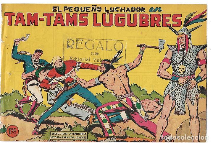 EL PEQUEÑO LUCHADOR NUM 39 - ORIGINAL (Tebeos y Comics - Valenciana - Pequeño Luchador)