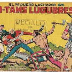 Tebeos: EL PEQUEÑO LUCHADOR NUM 39 - ORIGINAL. Lote 203074486