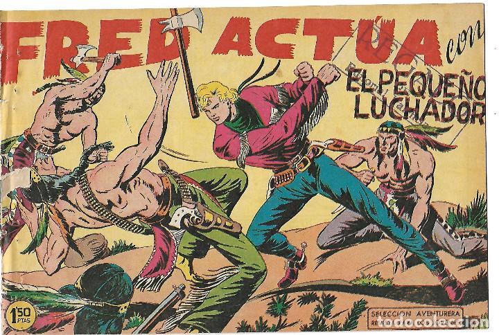 EL PEQUEÑO LUCHADOR NUM 53 - ORIGINAL (Tebeos y Comics - Valenciana - Pequeño Luchador)