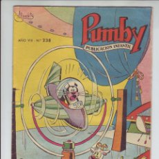 Tebeos: PUMBY - REVISTA INFANTIL - Nº 238 - AÑO VIII. Lote 203406025