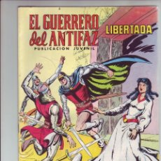 Tebeos: EL GUERRERO DEL ANTIFAZ - Nº 249 - LIBERTADA - ED. VALENCIANA 1977. Lote 203406638