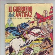 Tebeos: EL GUERRERO DEL ANTIFAZ - Nº 243 - ¿PESADILLA O REALIDAD? - ED. VALENCIANA 1977. Lote 203406667
