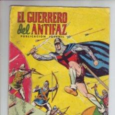 Tebeos: EL GUERRERO DEL ANTIFAZ - Nº 306 - LA INVASION - ED. VALENCIANA 1978. Lote 203406678
