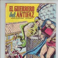 Tebeos: EL GUERRERO DEL ANTIFAZ - Nº 290 - EL FUROR DE CORIOLAND - ED. VALENCIANA 1977. Lote 203406710