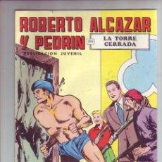 Tebeos: ROBERTO ALCAZAR Y PEDRIN EN LA TORRE CERRADA - Nº 15 - ED. VALENCIANA 1976. Lote 203407223