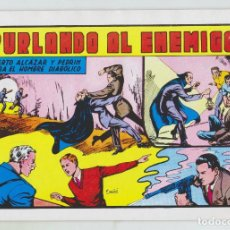 Tebeos: REEDICION - ROBERTO ALCAZAR - NÚM. 51: BURLANDO AL ENEMIGO - AÑO 1982 - PERFECTO ESTADO. Lote 203943462