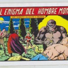 Tebeos: REEDICION - ROBERTO ALCAZAR Y PEDRÍN - NÚM. 59: EL ENIGMA DEL HOMBRE MONO - 1982 - PERFECTO ESTADO. Lote 203945713