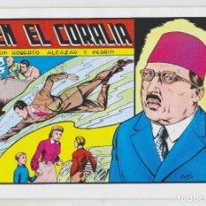 Tebeos: REEDICION - ROBERTO ALCAZAR Y PEDRÍN - NÚM. 66: EN EL CORALIA - 1982 - PERFECTO ESTADO. Lote 203982901