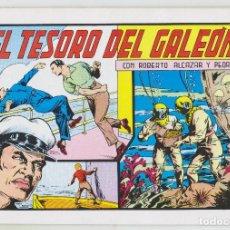 Tebeos: REEDICION - ROBERTO ALCAZAR Y PEDRÍN - NÚM. 70: EL TESORO DEL GALEÓN - 1982 - PERFECTO ESTADO. Lote 203984578