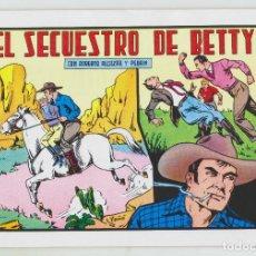 Tebeos: REEDICION - ROBERTO ALCAZAR Y PEDRÍN - NÚM. 71: EL SECUESTRO DE BETTY - 1982 - PERFECTO ESTADO. Lote 203984935