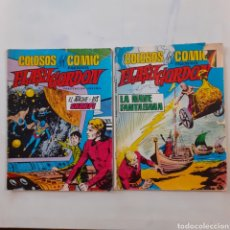 Tebeos: FLASH GORDON. N° 14 Y 17. COLOSOS DEL CÓMIC. EDITORA VALENCIANA.. Lote 204155652