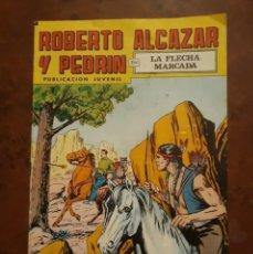 Tebeos: ROBERTO ALCAZAR Y PEDRIN N° 208.2 ÉPOCA 1980. Lote 204195038