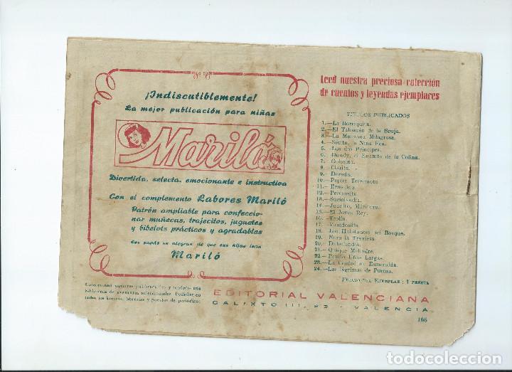 Tebeos: LOTE 10 NUMEROS GUERRERO DEL ANTIFAZ ORIGINALES, EN REGULAR ESTADO - Foto 12 - 204200875
