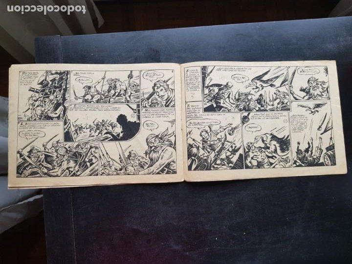 Tebeos: TEBEO / CÓMIC ORIGINAL EL CACHORRO N 10 VALENCIANA 1951 APAISADO - Foto 3 - 204326660