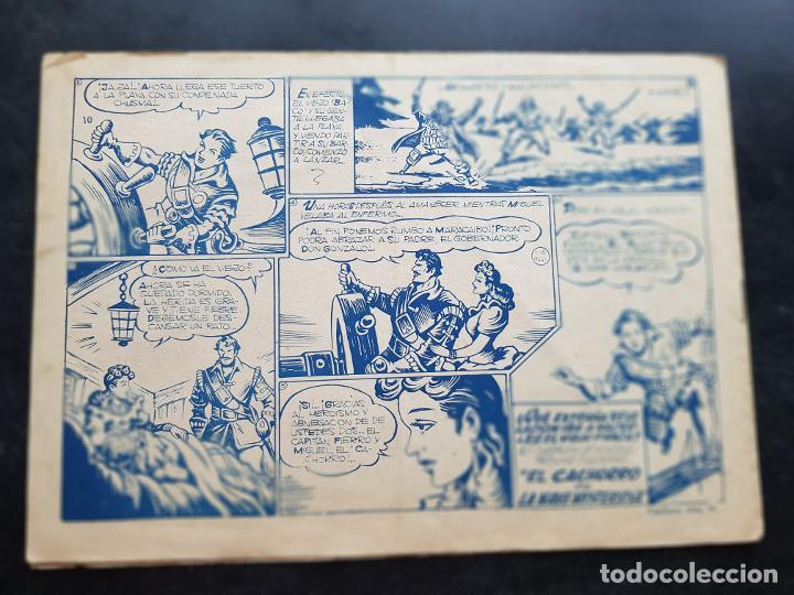Tebeos: TEBEO / CÓMIC ORIGINAL EL CACHORRO N 10 VALENCIANA 1951 APAISADO - Foto 5 - 204326660