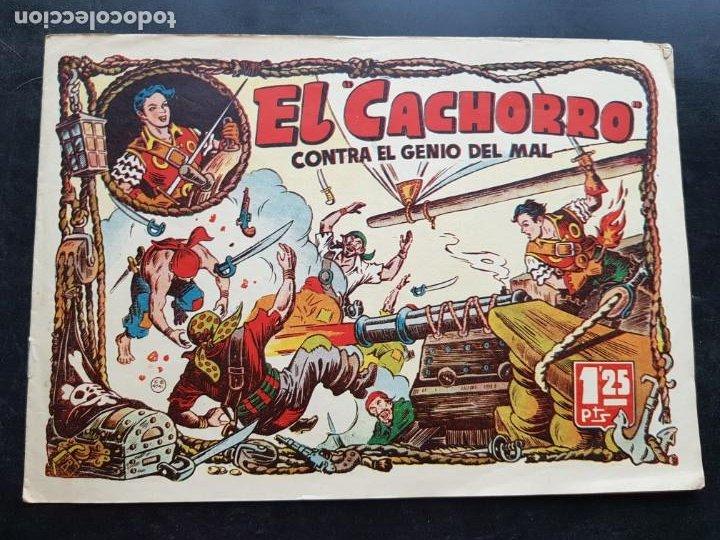 TEBEO / CÓMIC ORIGINAL EL CACHORRO N 3 VALENCIANA 1951 APAISADO (Tebeos y Comics - Valenciana - Otros)