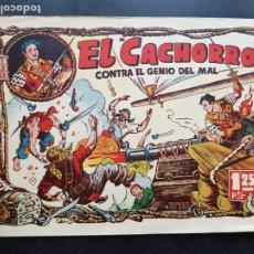 Tebeos: TEBEO / CÓMIC ORIGINAL EL CACHORRO N 3 VALENCIANA 1951 APAISADO. Lote 204327151