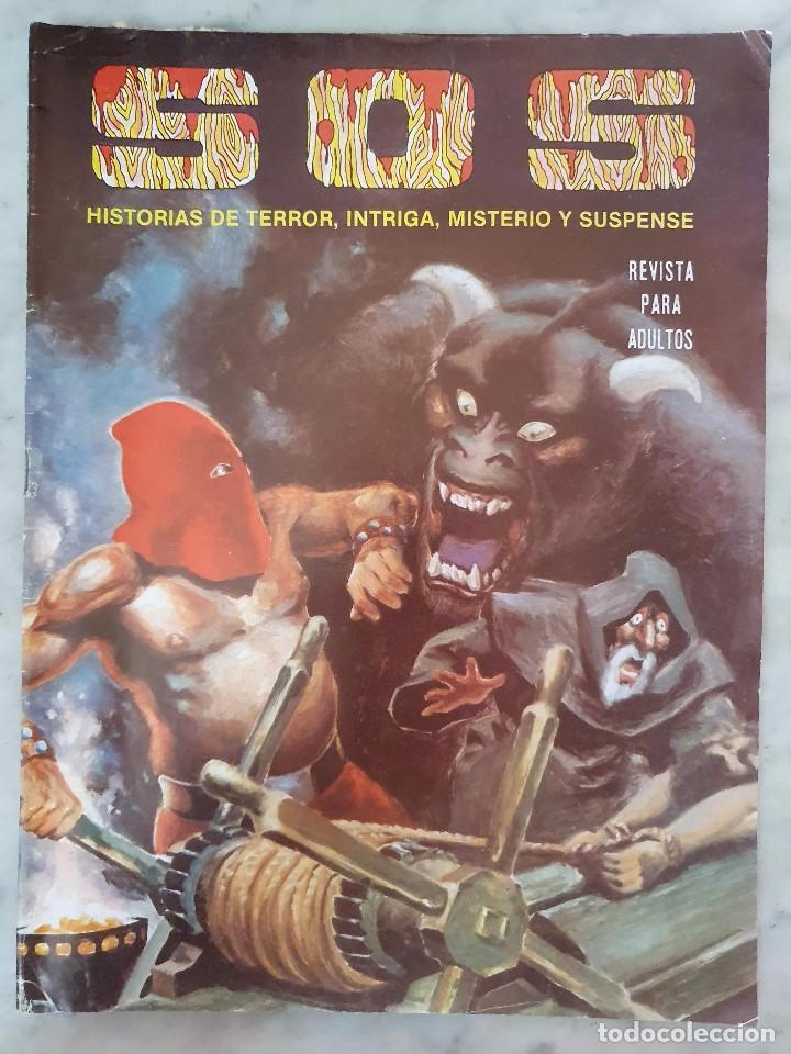SOS 41 (Tebeos y Comics - Valenciana - S.O.S)