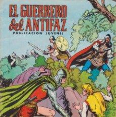 Tebeos: CÓMIC ` EL GUERRERO DEL ANTIFAZ ´ Nº 107 EDIVAL 1974 DE 12 PTS.. Lote 204360587