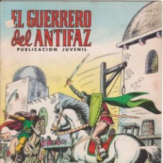Tebeos: CÓMIC ` EL GUERRERO DEL ANTIFAZ ´ Nº 152 EDIVAL 1975 DE 15 PTS.. Lote 204360997