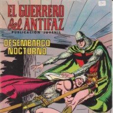 Tebeos: CÓMIC ` EL GUERRERO DEL ANTIFAZ ´ Nº 166 EDIVAL 1975 DE 15 PTS.. Lote 204361555