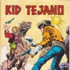 Tebeos: CÓMIC ` COLOSOS DEL CÓMIC / KID TEJANO ´ Nº 8 EDIVAL 1980 DE 30 PTS.. Lote 204364268