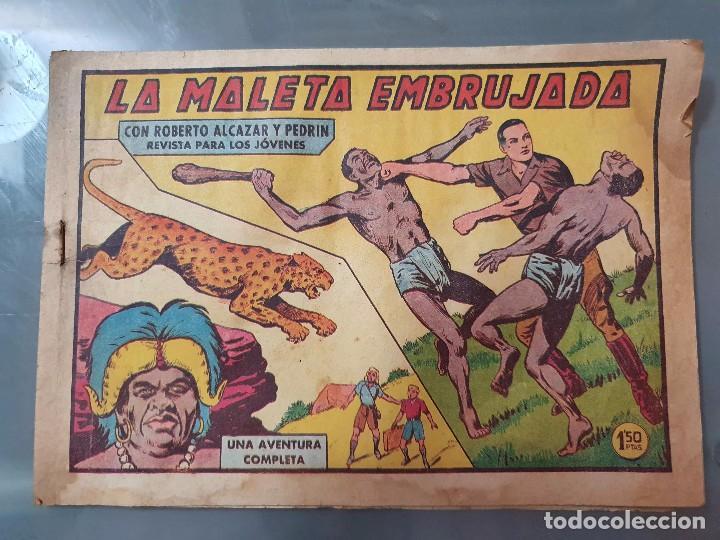 ROBERTO ALCAZAR Y PEDRIN 430 (Tebeos y Comics - Valenciana - Roberto Alcázar y Pedrín)