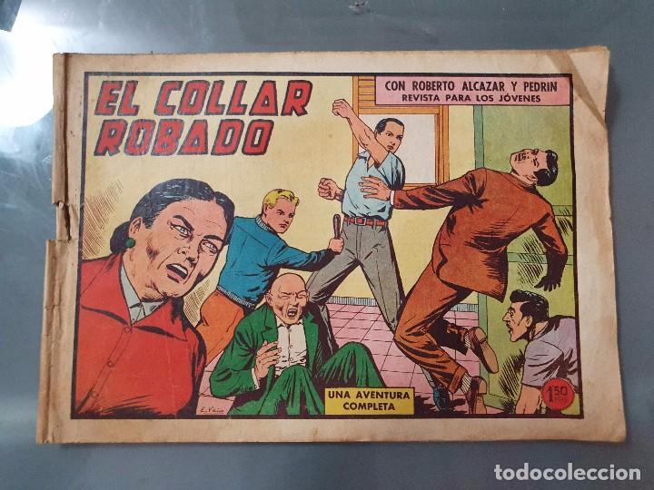 ROBERTO ALCAZAR Y PEDRIN 472 (Tebeos y Comics - Valenciana - Roberto Alcázar y Pedrín)